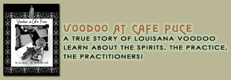 New Orleans Voodoo book